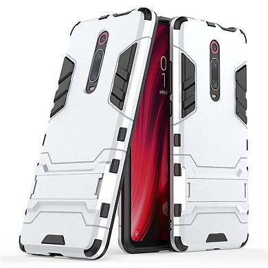 Ốp lưng dành cho Xiaomi Mi 9T / Redmi K20 iRON - MAN Nhựa PC cứng viền dẻo chống sốc