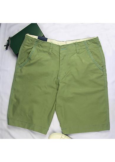 Quần short kaki nam có khóa kéo hàng big size từ 75-100 ký