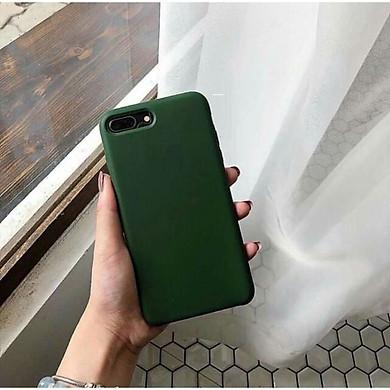 Ốp lưng dành cho  iPhone 7 Plus chống bẩn silicon