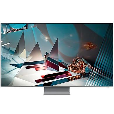 Smart Tivi QLED Samsung 8K 75 inch QA75Q800T - Hàng chính hãng