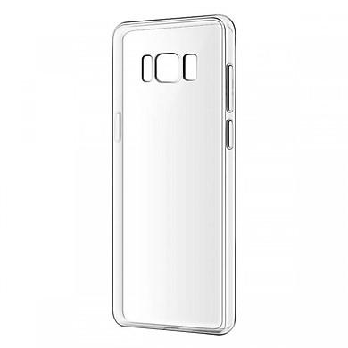 Ốp dẻo silicon dành cho Samsung S8 - Trong suốt