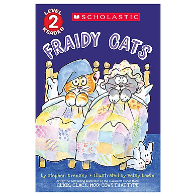 Scholastic Reader Level 2: Fraidy Cats