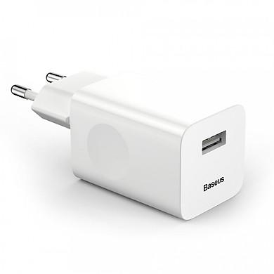 Củ sạc nhanh Baseus Quick Charge 3.0 - Hàng chính hãng