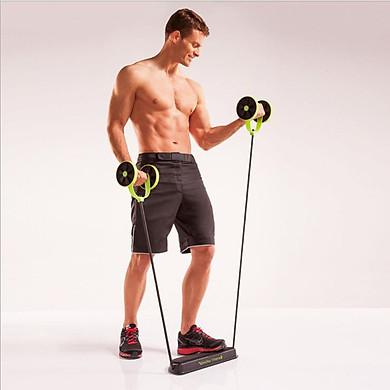 Dây Kéo Đàn Hồi Kháng Lực Tập Gym, Dụng Cụ Kéo Chống Đẩy Đa Năng Amalife