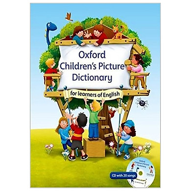 Oxford Children's Picture Dictionary For Learners Of English Pack