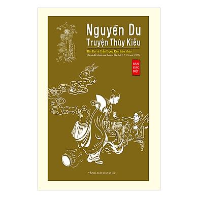 Nguyễn Du - Truyện Thúy Kiều (Bản Đăc Biệt) (Bìa Cứng)