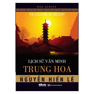 Lịch Sử Văn Minh Trung Hoa