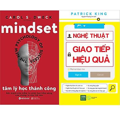 Combo 2 Cuốn Sách:  Nghệ Thuật Giao Tiếp Hiệu Quả + Tâm Lý Học Thành Công