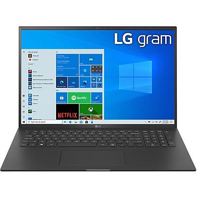 Laptop LG Gram 2021 17Z90P-G.AH78A5 (Core i7-1165G7/ 16GB LPDDR4X/ 1TB SSD NVMe/ 17 WQXGA IPS/ Win10) – Hàng Chính Hãng