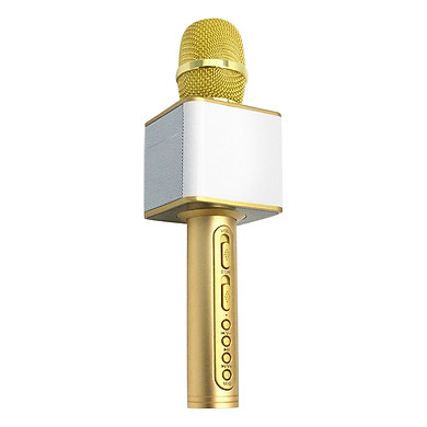 Micro Kèm Loa Bluetooth Karaoke SD08 Sotate - Hàng Nhập Khẩu
