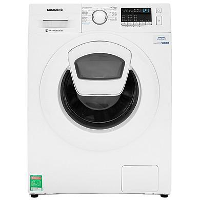 Máy Giặt Cửa Trước Inverter SamsungWW10K44G0YW/SV (10kg) - Hàng Chính Hàng - Chi Giao tại HCM