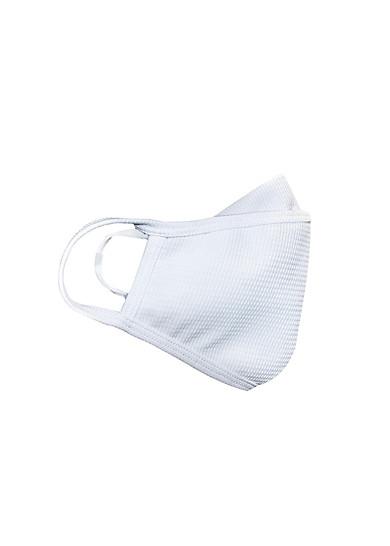 Khẩu Trang Vải Cao Cấp Màu Trắng - Sản Phẩm Vải Co Giãn Tốt Không Gây Đau Tai Khi Sử Dụng Lâu