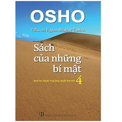 OSHO - Sách Của Những Bí Mật - Tập 4