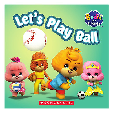 Let's Play Ball - With Dvd