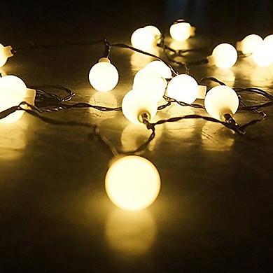 Gobestart Low Pressure 10M100 Lamp Small Ball Lamp  Interior Decoration Curtain Lamp