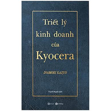 Triết Lý Kinh Doanh Của Kyocera (Bìa Da Simili, Kèm Hộp Giấy)