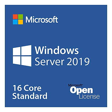 Phần Mềm hệ điều hành Microsoft Windows Server Standard 2019OLP 16Lic 9EM-00652 - Hàng chính hãng