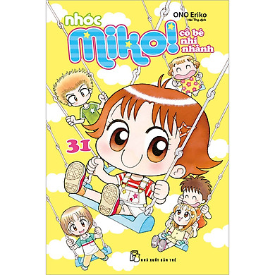 Nhóc Miko! Cô Bé Nhí Nhảnh (Tập 31)