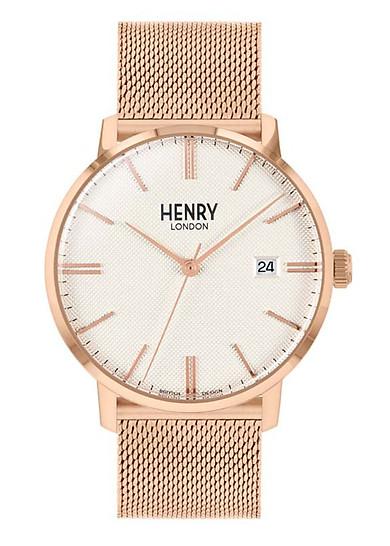 Đồng Hồ Nam Henry London HL40-M-0374 REGENCY