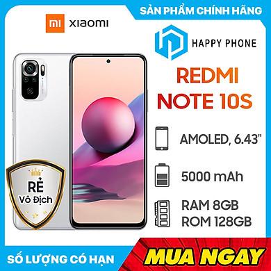 Điện thoại Xiaomi Redmi Note 10S (8GB/128GB) – Hàng chính hãng