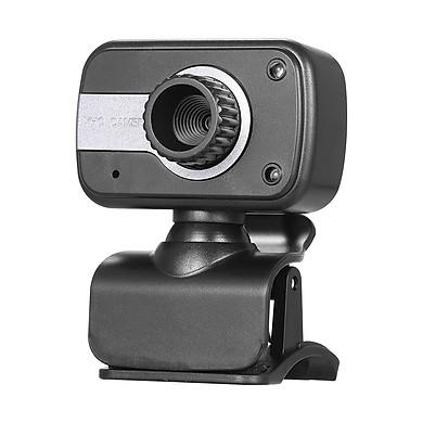 Megapixels High-definition Web Camera Clip-on USB Webcam for PC Laptop Computer Desktop