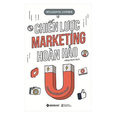Chiến Lược Marketing Hoàn Hảo Tặng BookMark Romantic