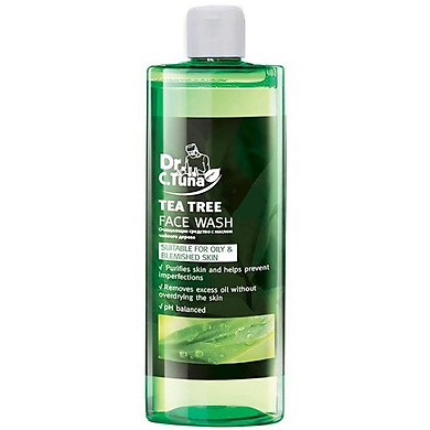 Gel Rửa Mặt Trị Mụn Dưỡng Da Tea Tree Series Face Wash Farmasi 1820WAS (225ml)
