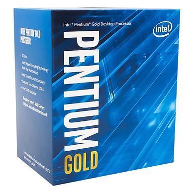 Bộ Vi Xử Lý CPU Intel Pentium Gold G5400 Processor (3.70Ghz, 4M) - Hàng Chính Hãng