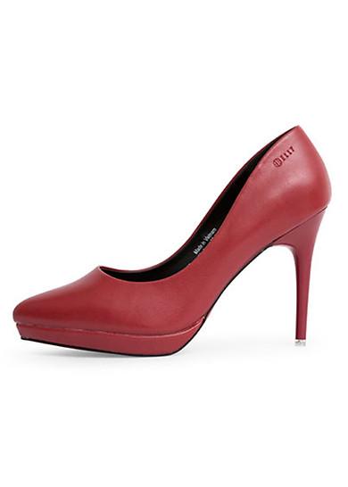 Giày Nữ Cao Cấp Elly EGM8 - Đỏ