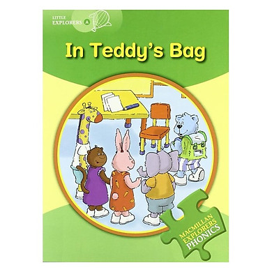 Little Explorers A: In Teddy Bag