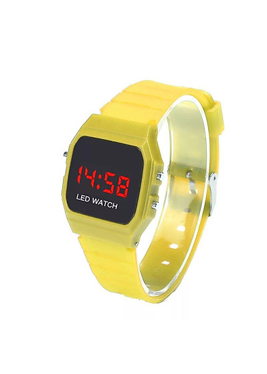 Đồng hồ thông minh Led Watch đẹp thời trang nam nữ DH90