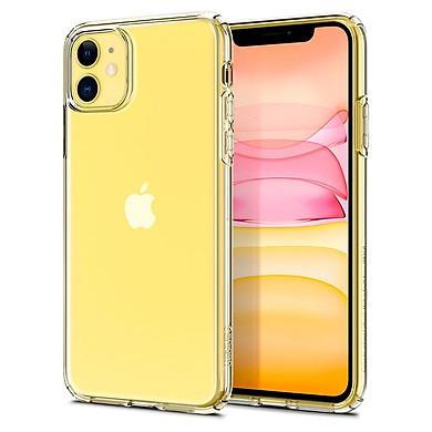 Ốp lưng dành cho iPhone 11 Spigen Liquid Crystal - Hàng chính hãng