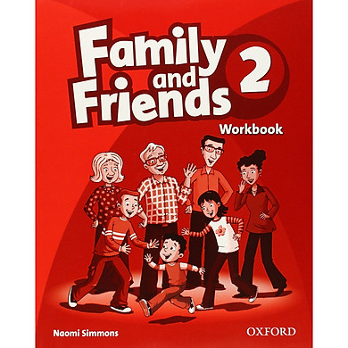 Family and Friends 2 Workbook (British English Edition)