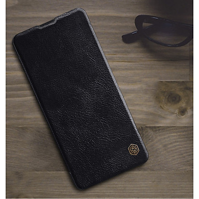 Bao da SamSung Galaxy Note 10 Lite chính hãng Nillkin QIN