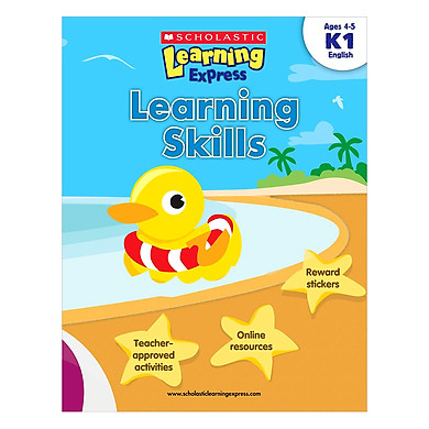 Learning Express K1: Learning Skills