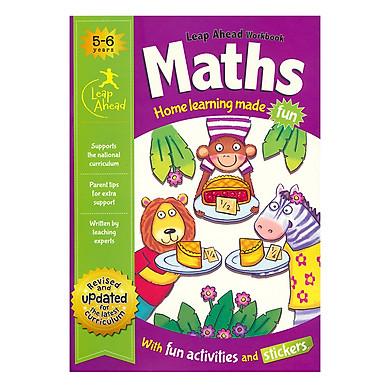 Leap Ahead: 5-6 Years Maths