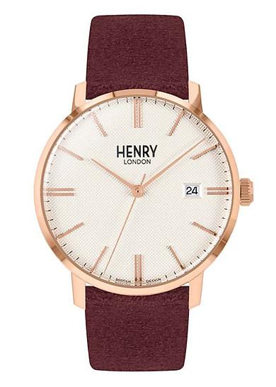 Đồng Hồ Nam Henry London HL40-S-0356 REGENCY