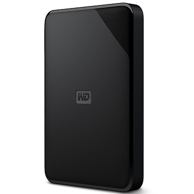 Ổ Cứng Western Digital (WD) Elements New Element Series 2.5 2TB WDBUZG0020BBK
