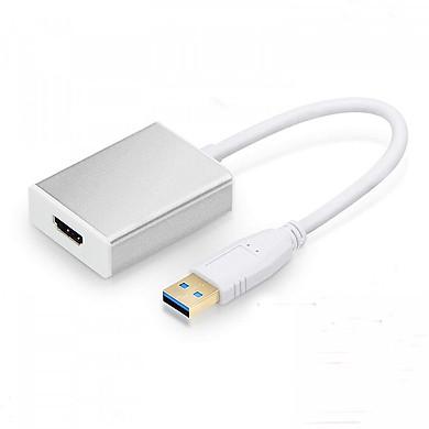 Cáp USB 3.0 sang HDMI Hỗ Trợ Full HD 1080p
