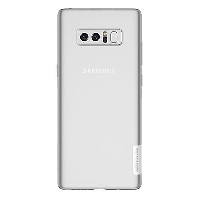 Ốp Lưng Dẻo Samsung Galaxy Note 8 Nillkin - Trong Suốt - Hàng chính hãng