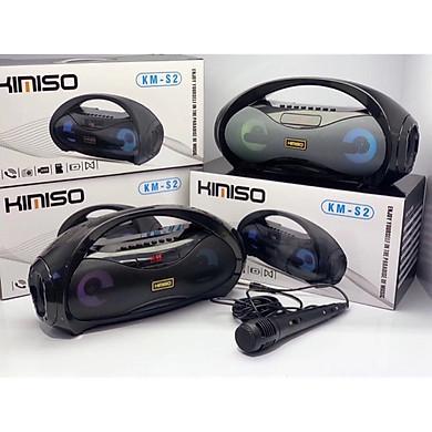 Loa Bluetooth Kimiso KM-S2 Hát Karaoke