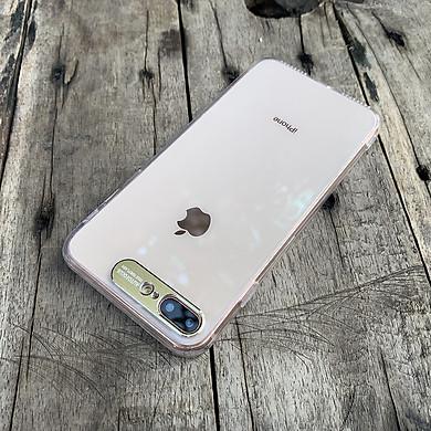 Ốp lưng bảo vệ camera dành cho iPhone 7 Plus / iPhone 8 Plus - Màu vàng