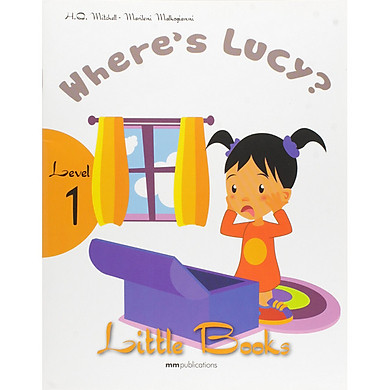 Where's Lucy? (Student's Pack + CD)