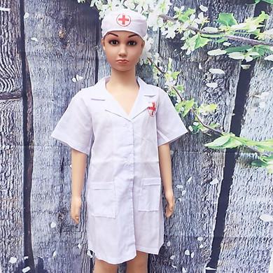 Bộ đồ bác sĩ dành cho bé 3-5 tuổi