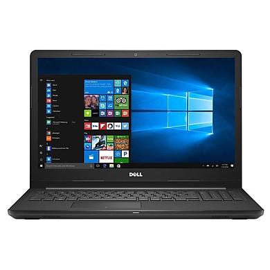 Laptop Dell Inspiron 3576 N3576B CORE I3-8130U (15.6inch) (Black) - Hàng Chính Hãng