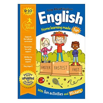 Leap Ahead: 9-10 Years English