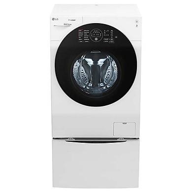 Máy Giặt Sấy Cửa Trước TwinWash Inverter LG FG1405H3W1 & TG2402NTWW (10.5kg)