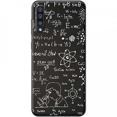 Ốp lưng dành cho Samsung Galaxy A50 mẫu Hóa học