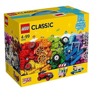 Hộp Sáng Tạo LEGO Classic 10715 (442 Chi Tiết)