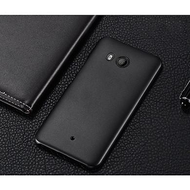 ỐP Lưng dành cho CASE HTC U11 Màu Đen